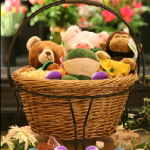 Wicker Basket Displays 1