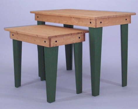 Wooden Tables 2