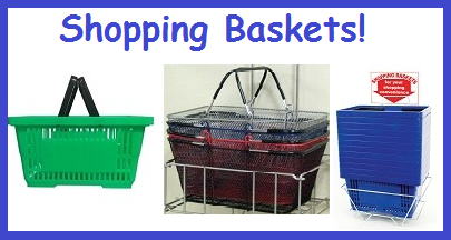 Shopping Baskets 1
