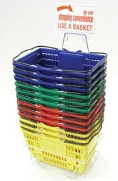 Shopping Baskets 4